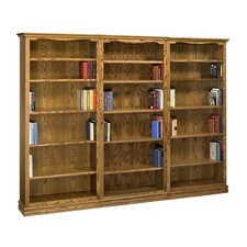 "<strong>A&E Wood Designs</strong> Americana 84"" Bookcase"