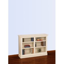 Hampton Bookcase in Pearl White