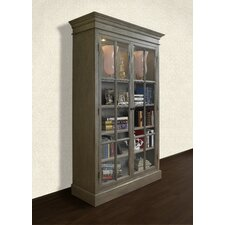 <strong>A&E Wood Designs</strong> French Restoration Provence Display Cabinet