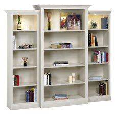 "<strong>A&E Wood Designs</strong> Hampton 85"" Bookcase"