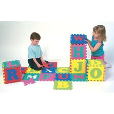 WonderFoam Letters Puzzle Mat