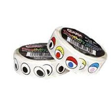 Wiggle Eyes Stickers On A Roll