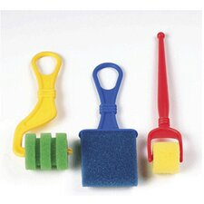 Foam Brush Classpack 18 Brushes
