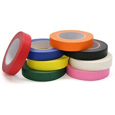 Colored Masking Tape 8 Roll Assorted
