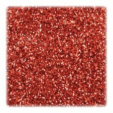 Glitter, in Shaker Jar, 1 lb., Red