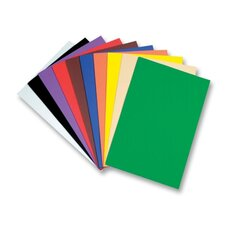 "Wonderfoam Sheets, 9""x12"", Large, 10 per Pack, Assorted"