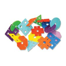Wonderfoam Giant Design Shape (Set of 40)