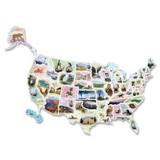 Giant USA Photo Puzzle