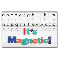 """Magnetic 9"""" x 1' Whiteboard (Set of 10)"""