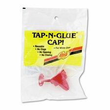 Tap and Glue Dispenser Cap