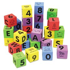 Wonderfoam Learning Block (Set of 30)