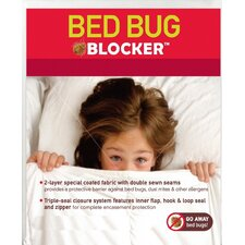 All-In-One Micro-fiber Protection with Bed Bug Blocker Mattress Cover
