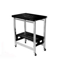 Textured Kitchen Cart