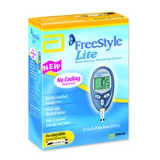 Freestyle Lite Blood Glucose Monitoring System NFR