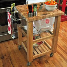 <strong>Chris & Chris</strong> Pro Chef Kitchen Cart