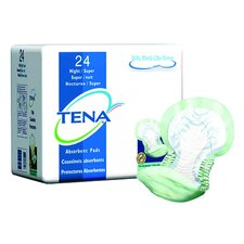 Tena night Super Bladder Control Pads in Green