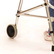 Small Child's Walker Front Legs Wheel (Set of 2)