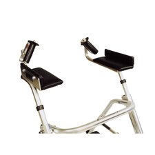 Youth's Walker Forearm Support with Built-In Seat
