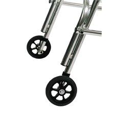 Pre-adolescent's Walker Rear Leg Silent Wheel (Set of 2)