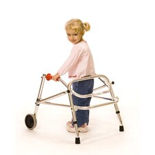 Child's Walker with Silent Wheels & Legs