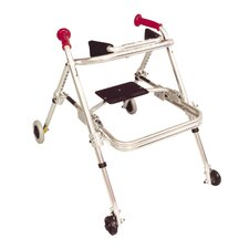 Youth's Walker with Built-In Seat / Silent Wheels / Legs