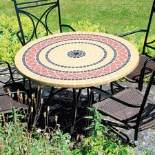 Mataro Round Resin Dining Set