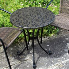 Fleuretta Round Resin Bistro Set
