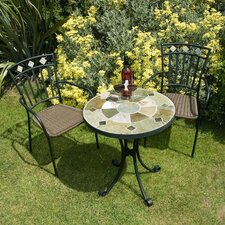 Orba 3 Piece Round Dining Set