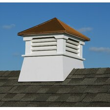 Claremont Cupola with Copper Roof