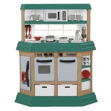 <strong>American Plastic Toys</strong> 22 Piece Kitchen Set