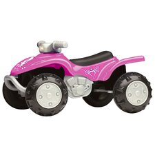 <strong>American Plastic Toys</strong> Trail Runner Push/Scoot ATV