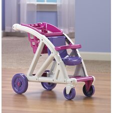 <strong>American Plastic Toys</strong> Shop with Me Stroller