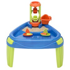 <strong>American Plastic Toys</strong> Water Wheel Playset