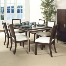 <strong>Somerton Dwelling</strong> Soho 7 Piece Dining Set