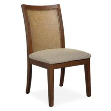 Claire de Lune Cane Side Chair