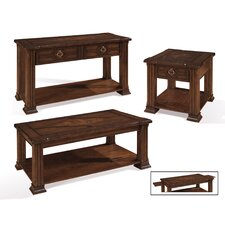 <strong>Somerton Dwelling</strong> Villa Madrid Coffee Table Set