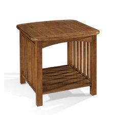 <strong>Somerton Dwelling</strong> Craftsman End Table