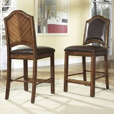 "Barrington 38"" Bar Stool (Set of 2)"