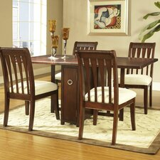 <strong>Somerton Dwelling</strong> Caress 5 Piece Dining Set