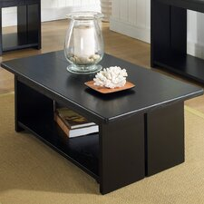 <strong>Somerton Dwelling</strong> Ebony Coffee Table