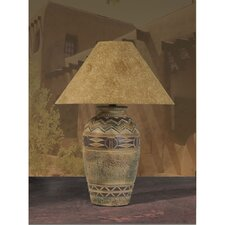 "30"" H Southwest Table Lamp"