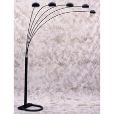 Arched Arm Floor Lamp