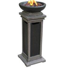 Ravenswood Gas Column 1lb Firebowl