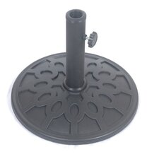 Free Standing Resin Umbrella Base