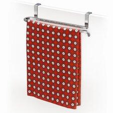 Over-Cabinet-Door Organizer Towel Bar