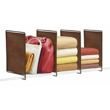 "Vela 8.4"" Shelf Divider (Set of 4)"