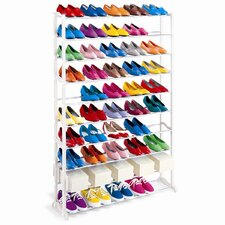 <strong>Lynk</strong> 50 Pair Shoe Rack