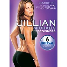 <strong>Gaiam</strong> Jillian Michaels Back Side DVD
