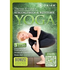 Trudie Styler's Strength and Restore DVD