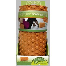 "<strong>Gaiam</strong> Restore 12"" Textured Foam Roller"